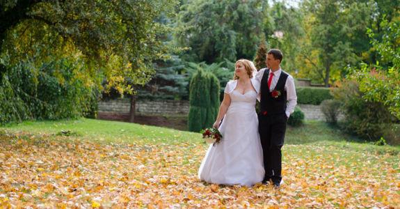 Svatba v Roudnici nad Labem: Markétka + Petr + Pavlík