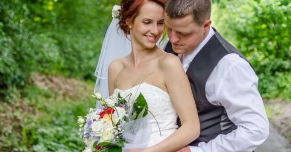 Duhová svatba v Malšovicích: Andrejka+ Tomáš