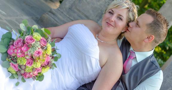 Svatba v Jílovém u Děčína: Andrejka + Míša