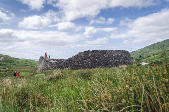Irské památky