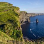 Cliffs of Moher v Irsku