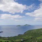 Výhledy na oceán a ostrovy Irsko