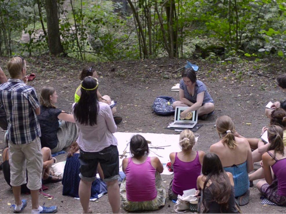 Video Letní škola LMŠ v Ekocentru Loutí