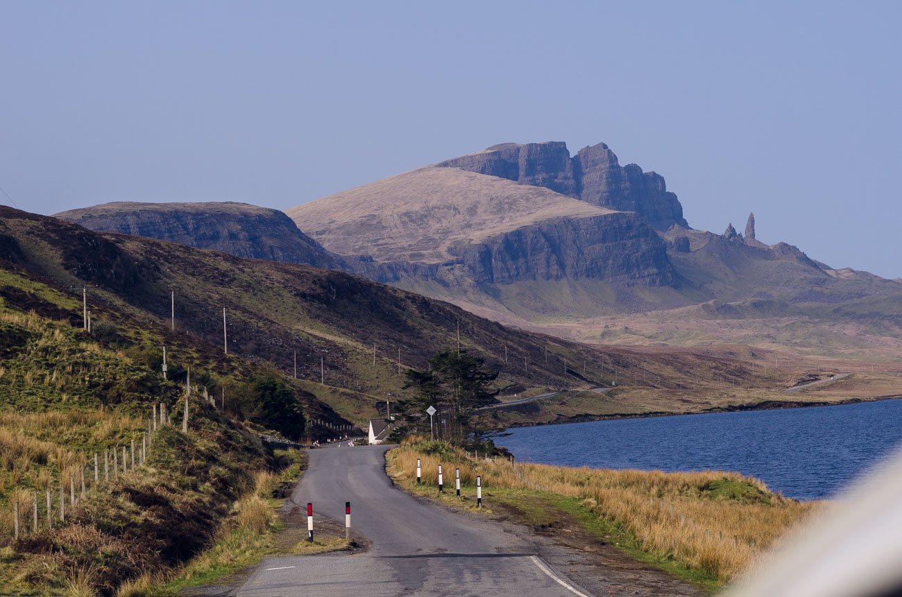 Cesta k Old Man of Storr