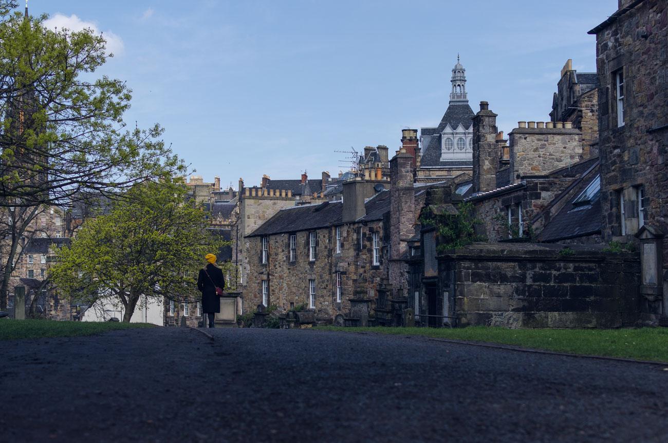 Edinburgh - co vidět