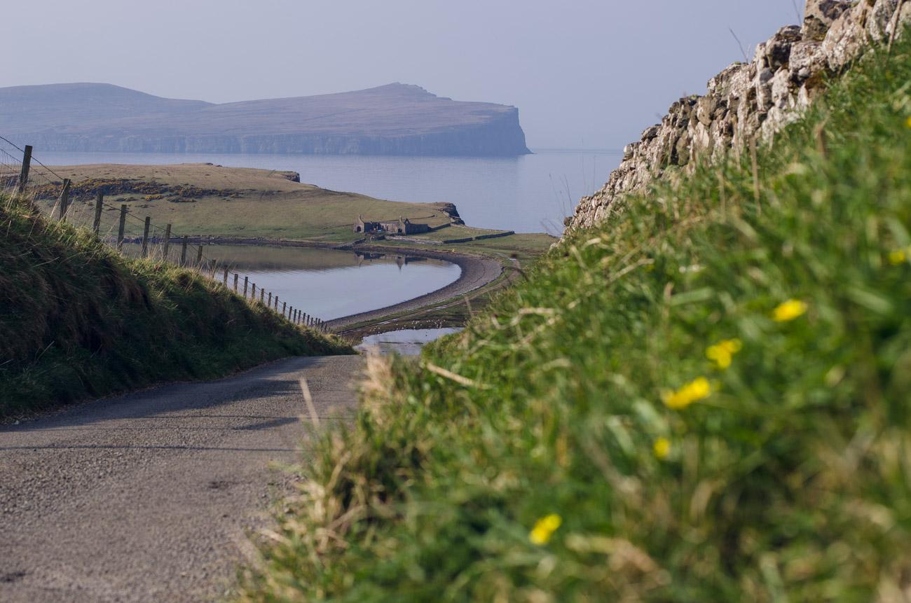 Isle of Skye - příroda