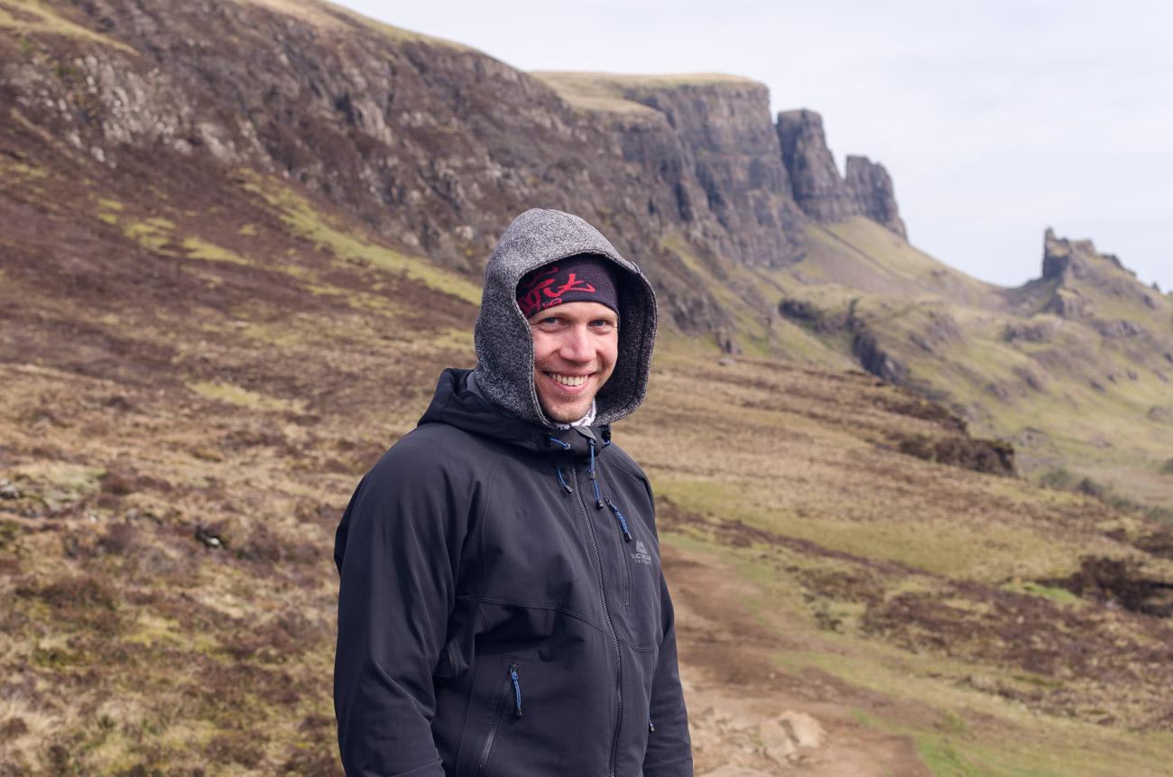 Isle of Skye Quiraing - Martin