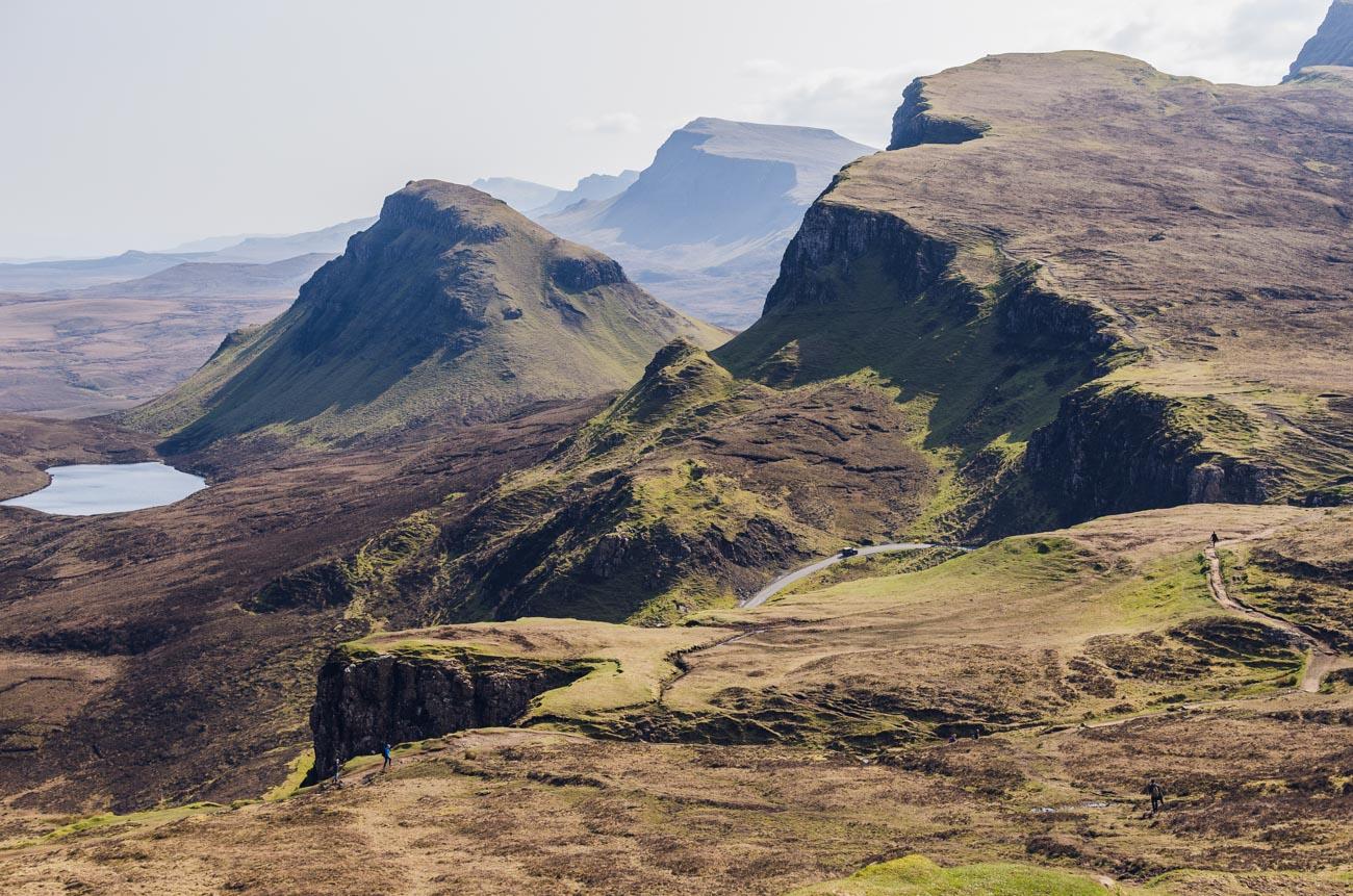 Quiraing Skotsko