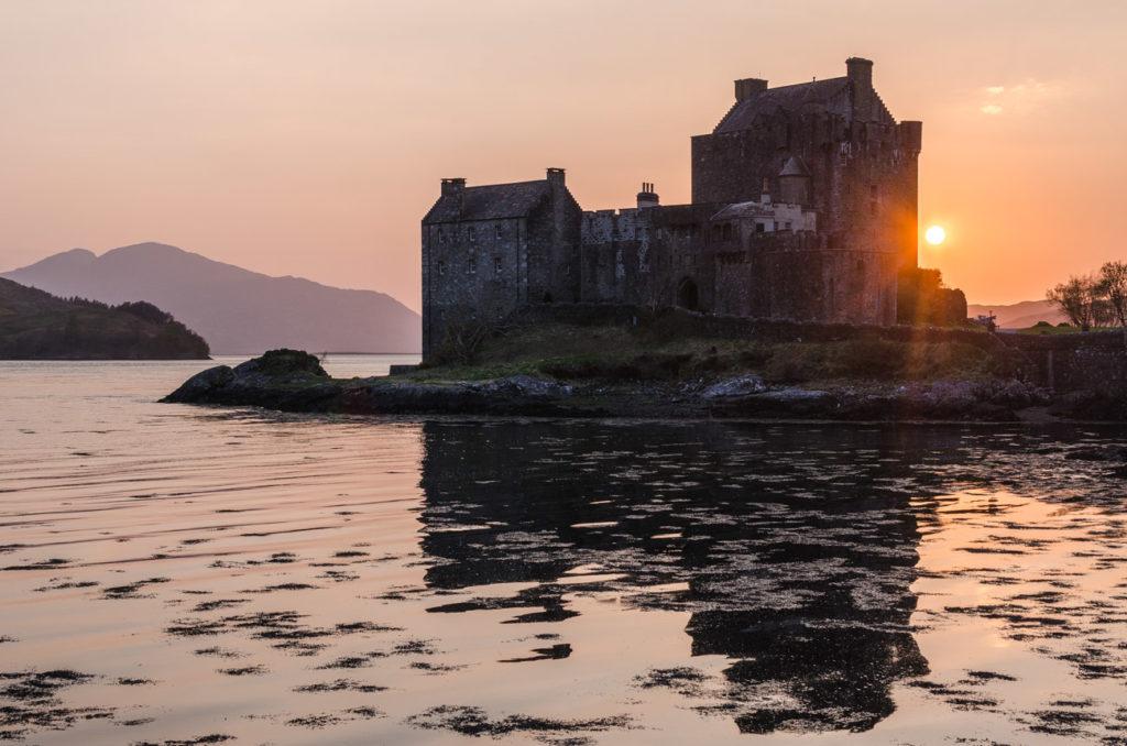 Hrady ve Skotsku